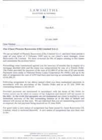 sol letter accomany the new NOA july 2009 pg1.jpg