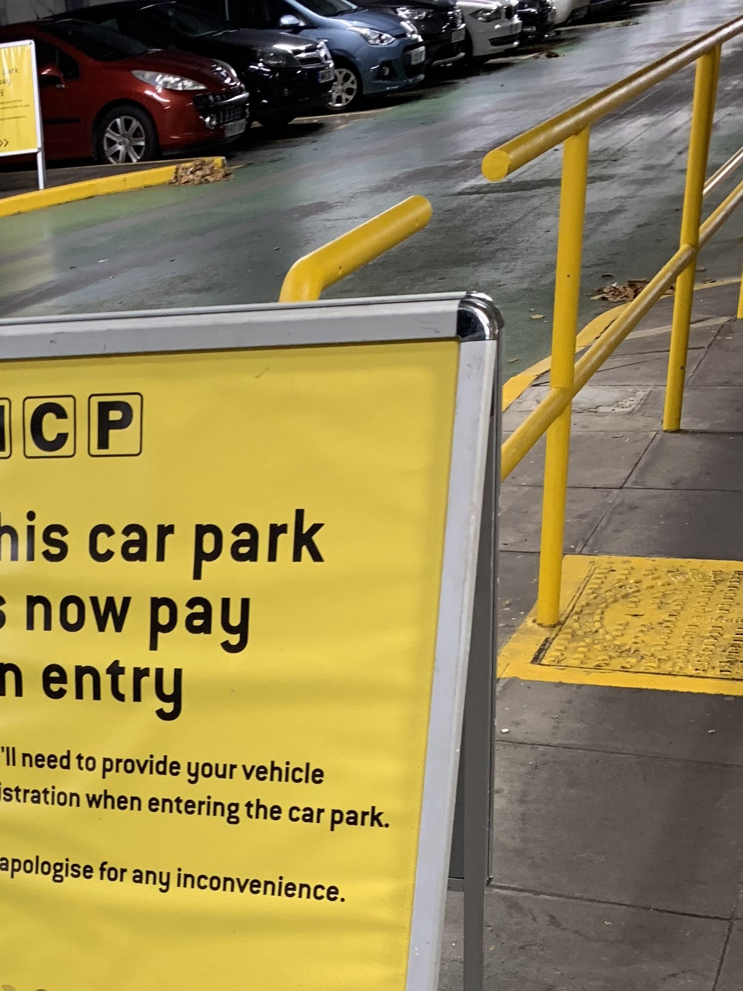 A Multi-Story Tale of NCP Car Park Hell by Andrew Culture