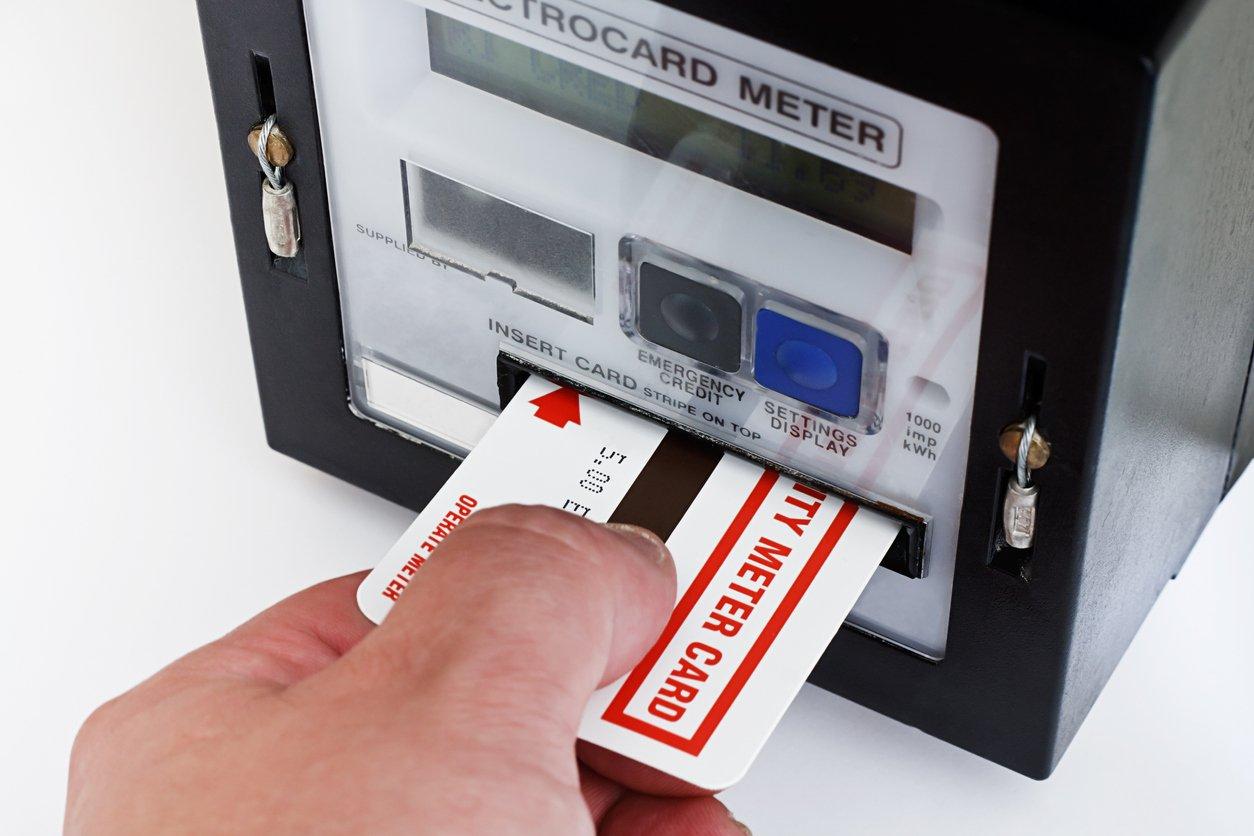 Pre-pay meters